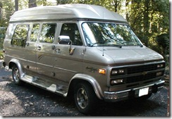 Chevrolet-conversion-van