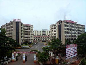 K S Hegde Charitable hospital