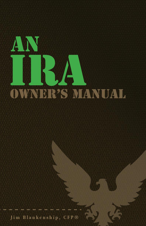 IRA Owner's Manual