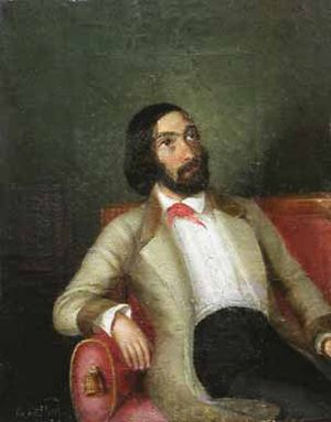 portrait of C. A. Rosetti