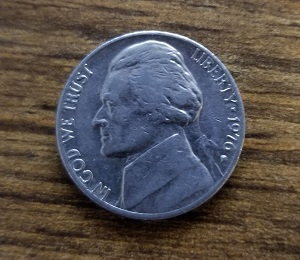 5 cents