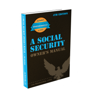 Social Security Owners Manual 4th Edition