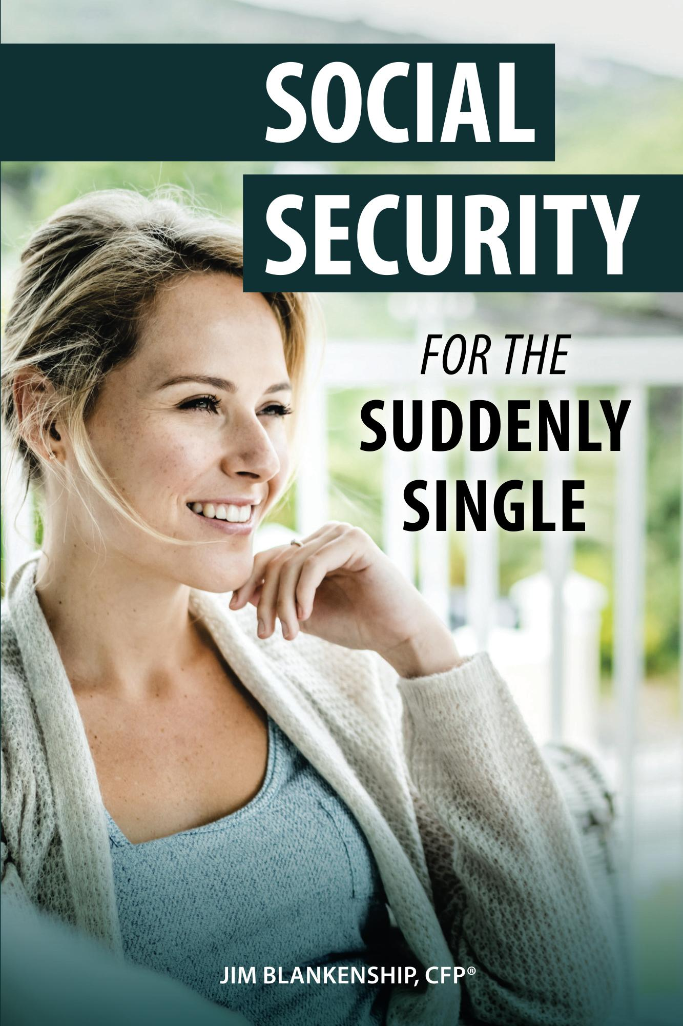 Social Security for the Suddenly Single